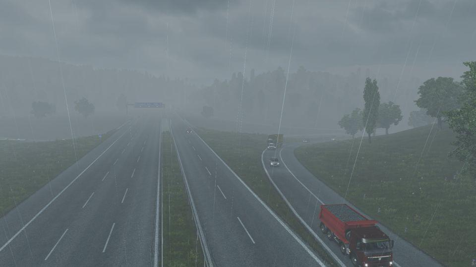 SGate's ATS weather mod for ETS2 [v1.1]