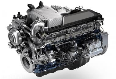10000 HP Engine