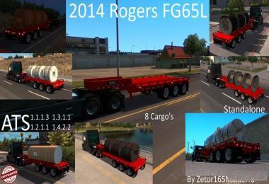 2014 Rogers FG65L