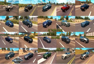 AI Traffic Pack by Jazzycat v1.5.2