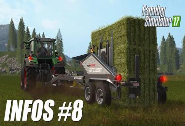 Farming Simulator 17: Ingame video #8
