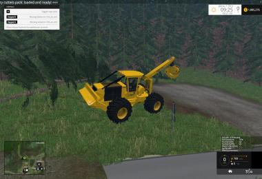 FDRLOGGING Tigercat610C Skidder v2.0