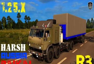 Harsh Russia Baikal R3 1.25.x