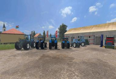 Pack TRACTORS NH v1.0