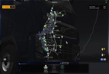 R.O.C Taiwan map & P.R.C map add-on v0.18 1.25