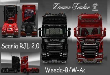 Scania RJL v2.0 Add-on by Zeeuwse Trucker