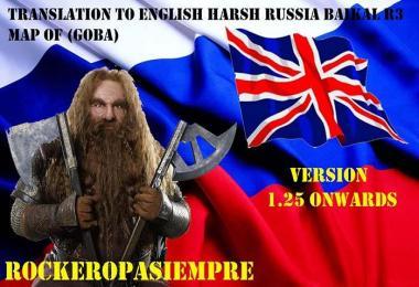 Translation to English Harsh Russia Baikal R3 1.25.x