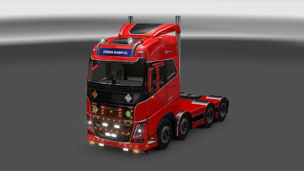 Volvo FH 2013 [ohaha] Port v2.1