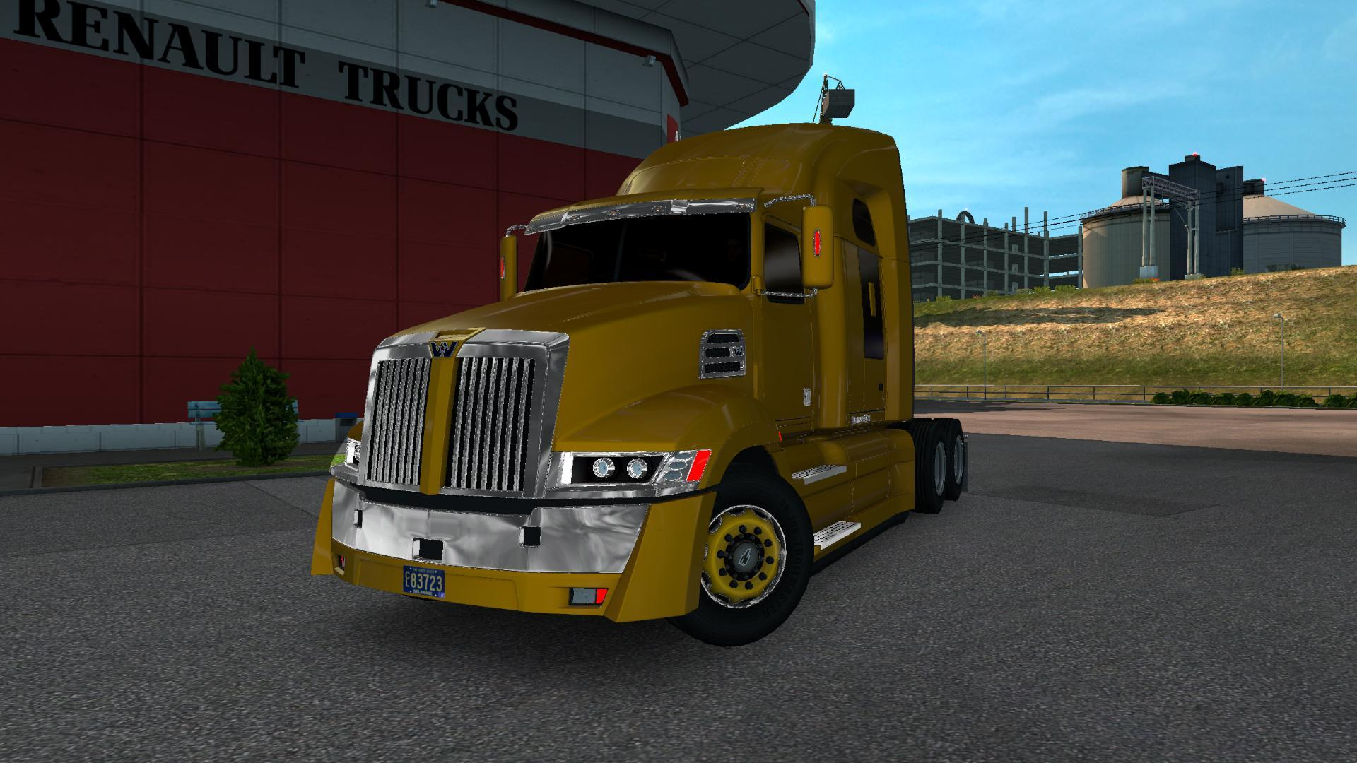 WESTERN STAR 5700EX (2017) for 1.25