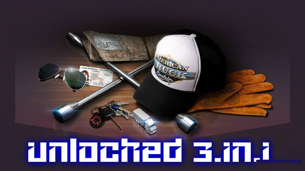 Unlocked 3 IN 1