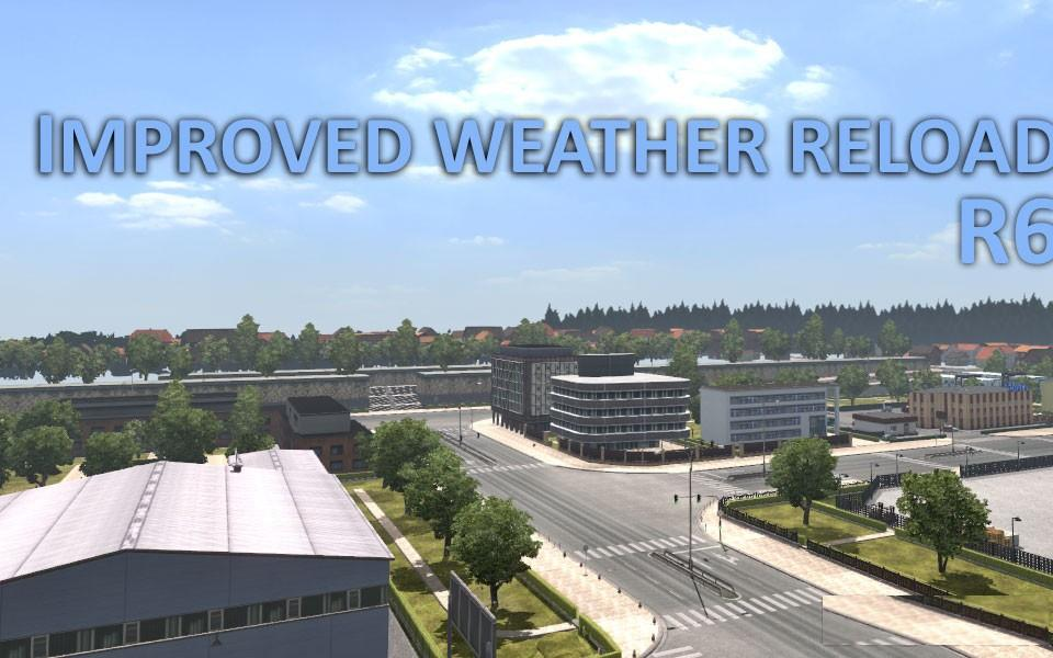 Improved Weather Reload R6