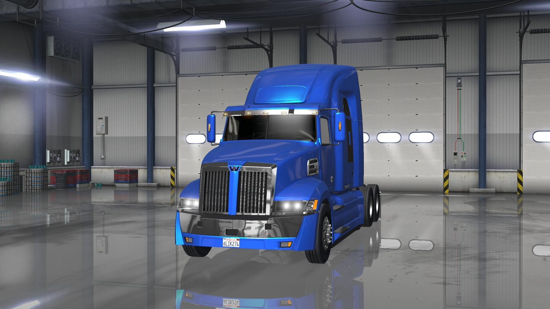 WESTERN STAR 5700 EX (beta)