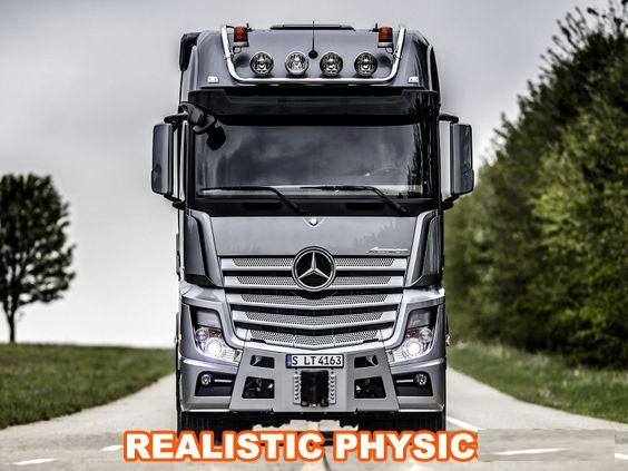 Realistic Physics
