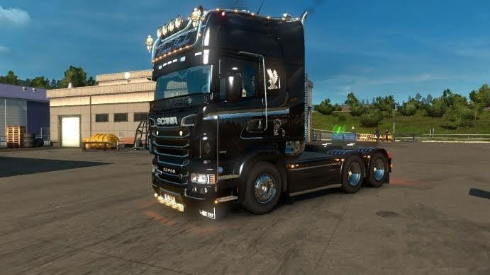 Chrome and Extra's by Zeeuwse Trucker