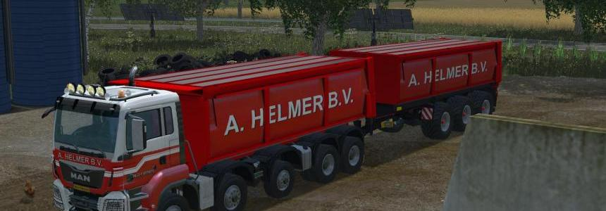MAN A Helmer B.V. v1.1
