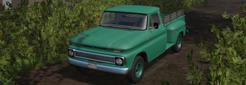 1966 Custom Chevy 4x4 v1