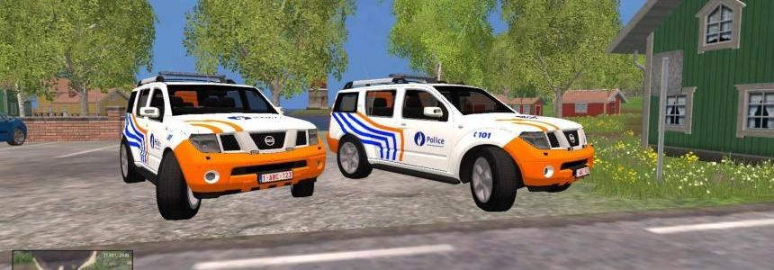 Nissan police federale et locale by Thomaloik