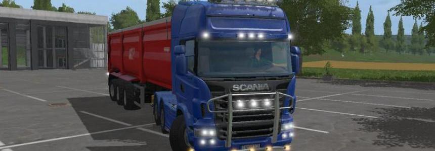 Scania R730 Topline v1.0