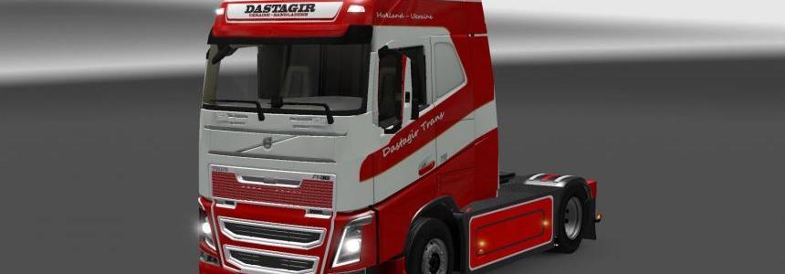 Volvo FH16 2012 v2.0