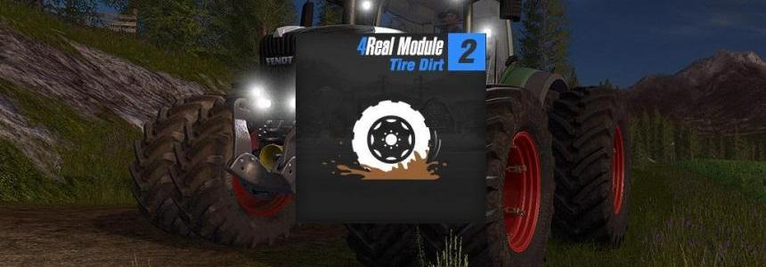 4Real Module 02 - Tire Dirt