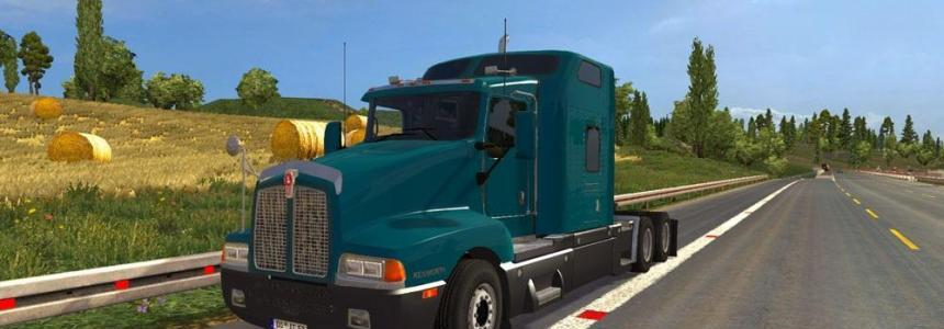 Kenworth T600 New 1.25.2.6s