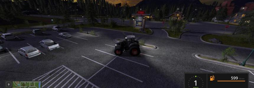 Fendt 900 Black Beauty v1.0