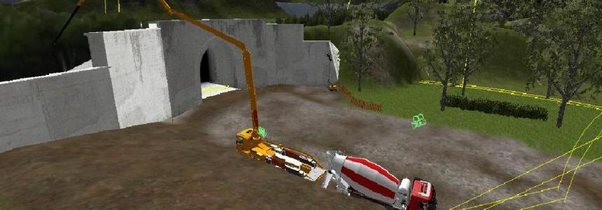 Concrete pump v1.0