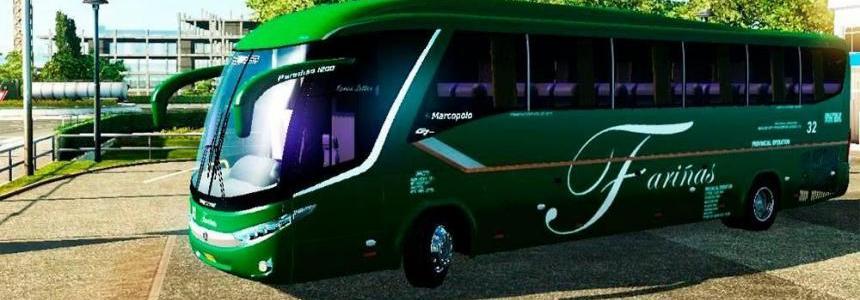 Bus G7 4x2 V3 skin pack