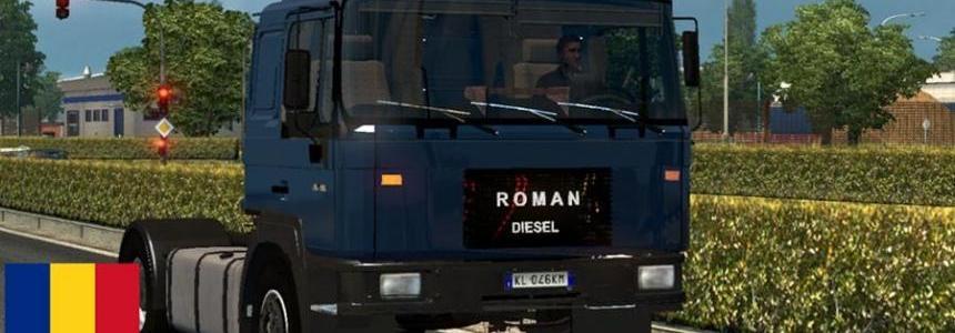 Roman Diesel v0.5 by Traian