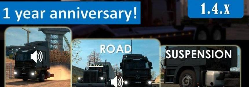 Sound Fixes Pack v17.4 – Anniversary edition