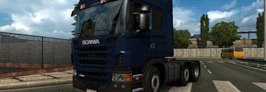 Scania G400 1.25.x