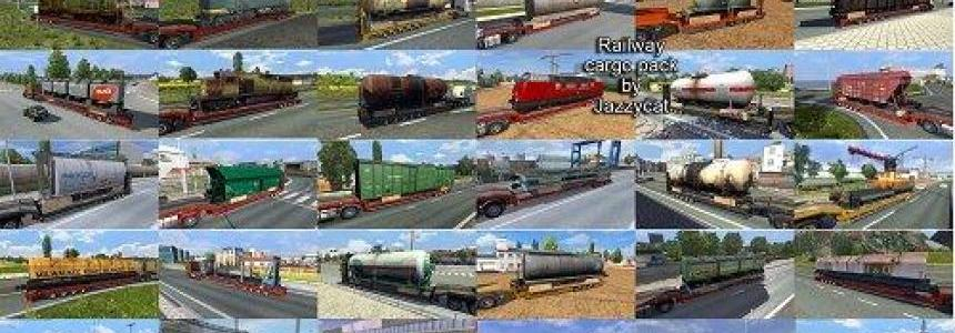 Addons for the Trailers & Cargo Packs v4.2.1 from Jazzycat