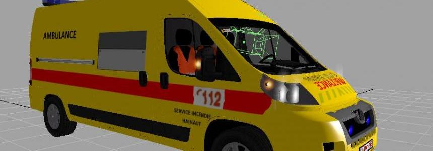 Ambulance by Thomaloik Belgomods v1.0