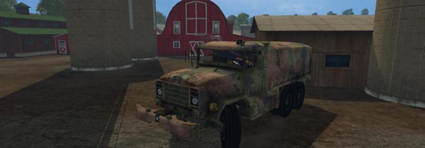Amry truk v1