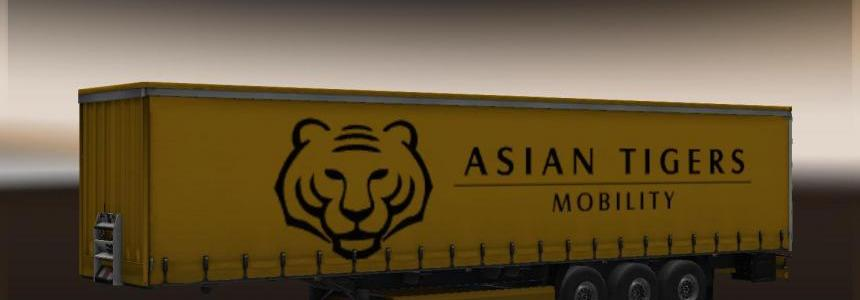 Asian Tigers Mobility trailer 1.21-1.25