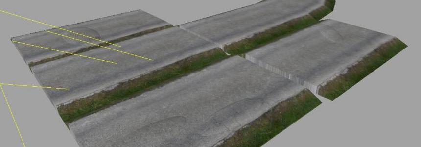 Asphalt road v1.0