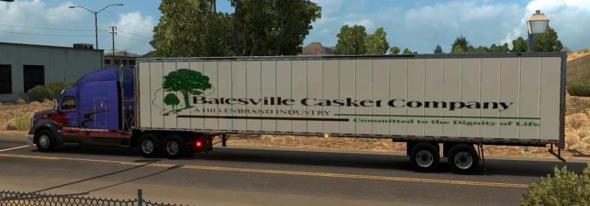 ATS Batesville Casket Trailer UPDATE 16-10-08A
