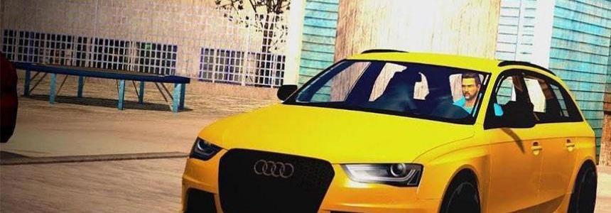 Audi RS4 V1.25