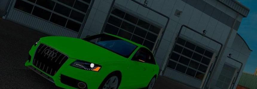 Audi S4 Rework v1.0