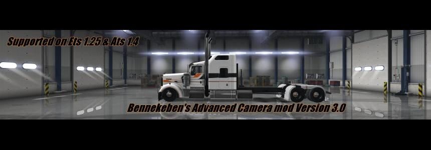 Bennekeben's Advanced Camera mod V3.0