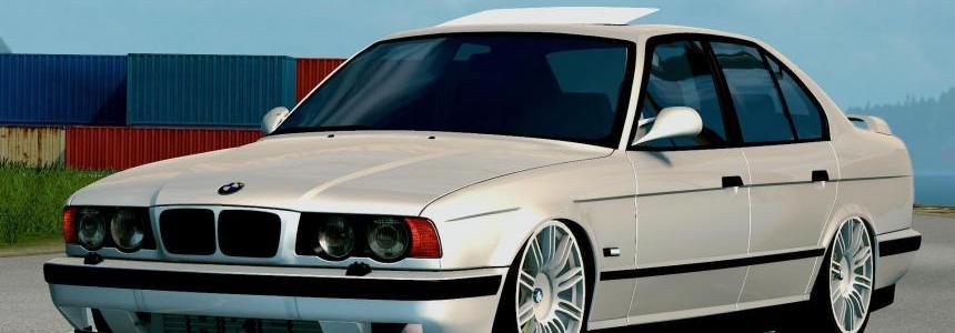 BMW e34 BRKTN24 Edit [1.25x]