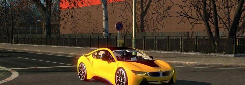 BMW i8 2016 v7.0