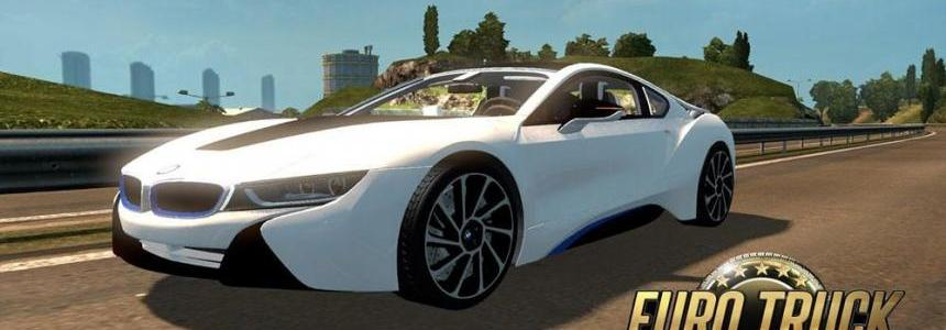 BMW i8 V6 – NEW – Hybrid Sound!