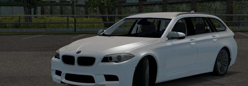 BMW M5 Touring BY BurakTuna24 1.25