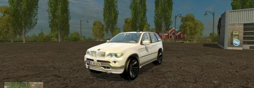 BMW X5 15 Special vehicle v2.0