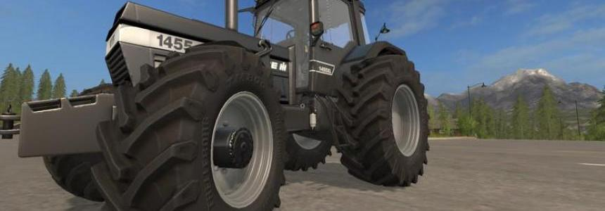 Case ih 1455 black edition v1.0