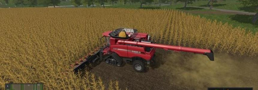 Case IH 9320 Pack with options v1