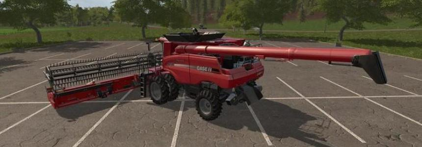 Case IH230 Axial Flow 9230 Combine Pack v1.1