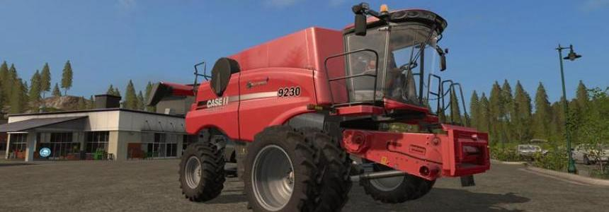 Case IH230 Axial Flow 9230 Combine Pack v1.2