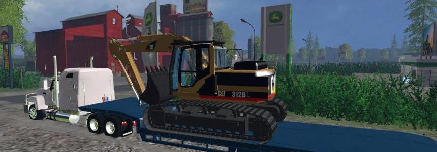 Cat 312BL v1.0